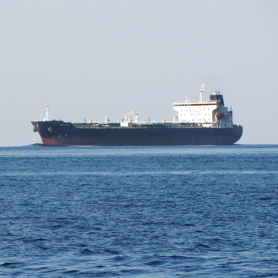 Iron Point - Ice Class 1A Tanker - PB Tankers
