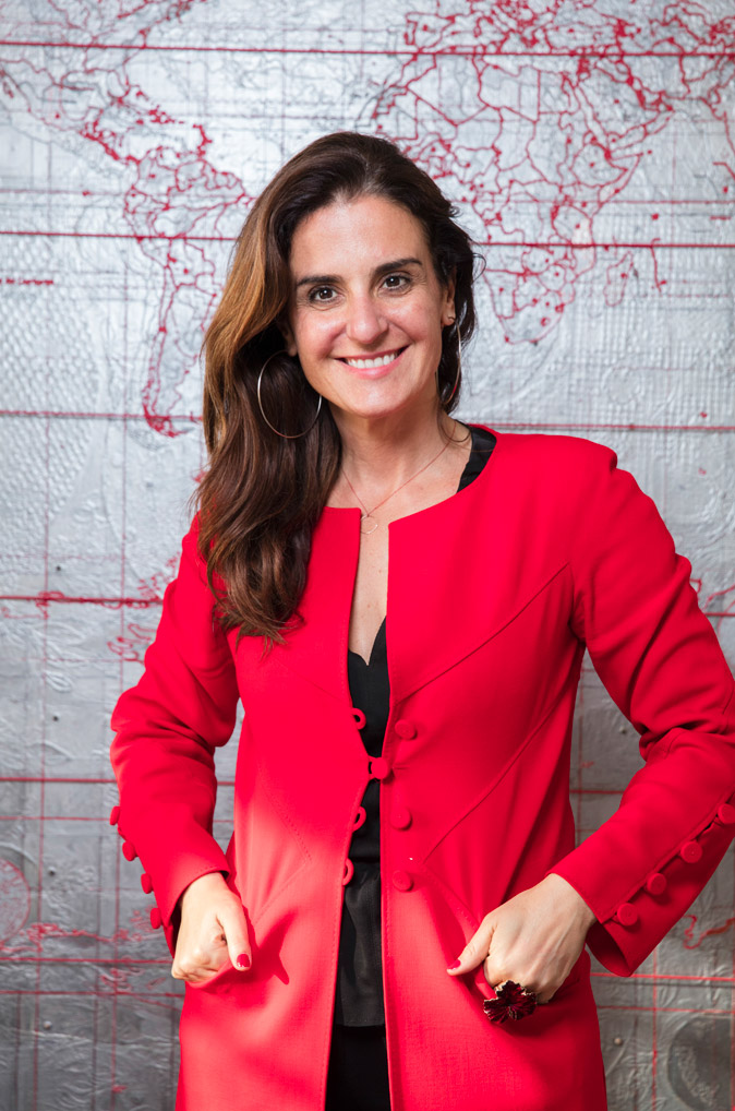 Federica Barbaro - Our CEO - PB Tankers